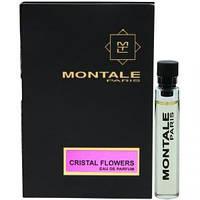 MONTALE CRYSTAL FLOWERS edp vial U 2,5