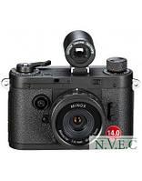 Цифровая фотокамера MINOX DCC 14.0 black