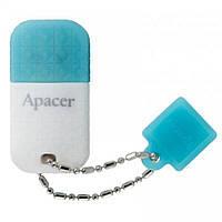 USB флешка Apacer AH139 8Gb blue ( AP8GAH139U-1 ), фото 1