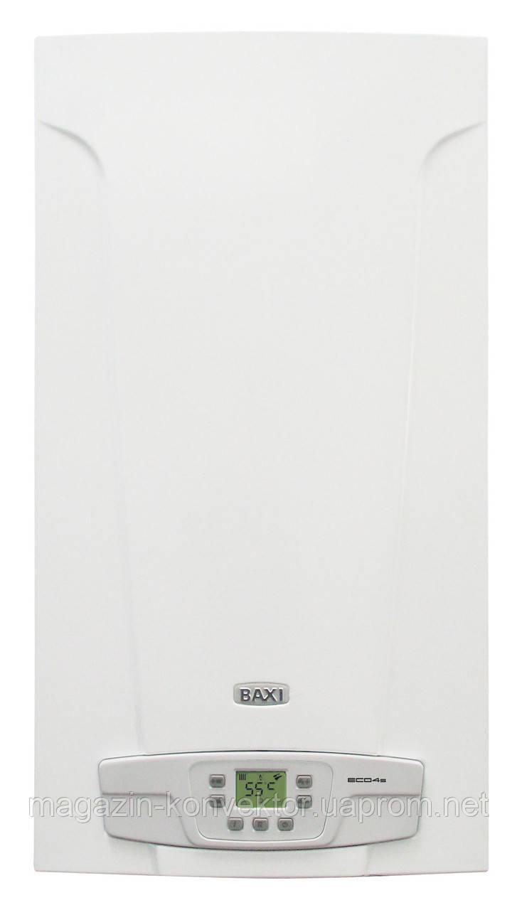 Газовый котел BAXI ECO Four 1.24 F (турбо)