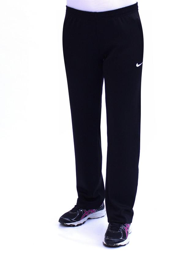 Спортивные брюки женские ординарные обычные стрейч-эластан