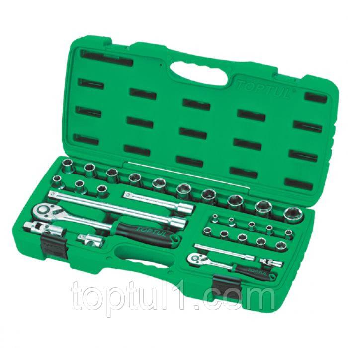 Набор инструмента TOPTUL GAAI3101 31 ед.