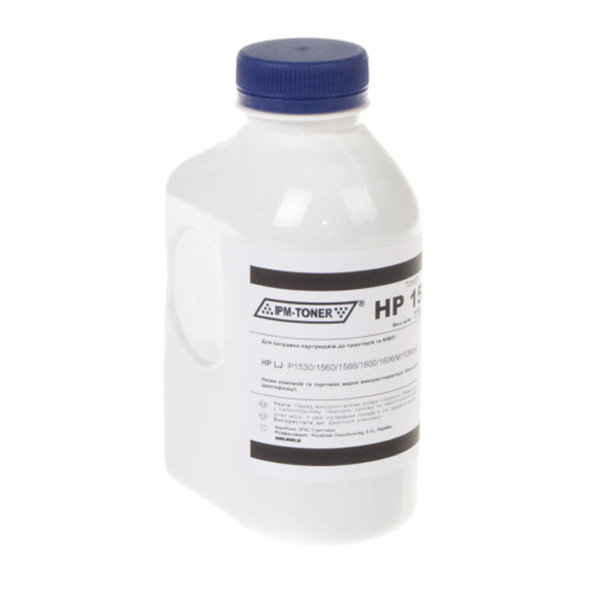 Тонер IPM для HP LJ 1566 бутль 110г (TB117-2)