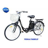 Электровелосипед FAMILY (Black)