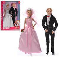 Кукла Барби с Кеном Barbi Defa 8305