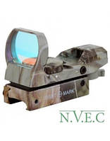 Коллиматор Sightmark Sure Shot Reflex Sight Camo Box SM13003C-BOX
