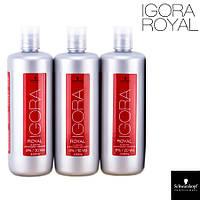 Лосьон-проявитель Igora Royal Developer 3% 1000 ml