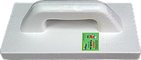 Терка пенопластовая маленькая 13x25 БЕГЕМОТ™ PROFI