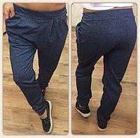 Стильные женские брюки спортивного типа Семер