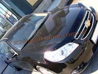 Дефлекторы капота для Chevrolet Epica 2006-12