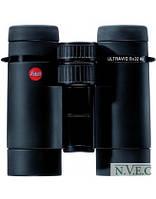 Бинокль Leica Ultravid 8x32 HD (водо и грязеотталкивающее покрытие,азотозаполнены,линзы из флюорита)