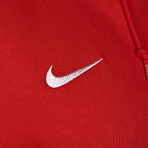 ec2adfb6 Тостовка Nike Team Club Hoody 658498-657 (Оригинал), фото 3