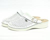 Сабо Leon V202 36 Белые
