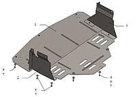 Защита картера и КПП на Renault Master III (стальная) —  KOLCHUGA (Украина) - 1.0516.00