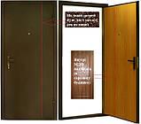 Двери входные в частный дом 96 ширина 2,05 висота, фото 2