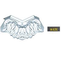 Уголок внутренний Формат  06 KDU к плинтусу