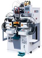 Программируемая машина затяжки пяточно-геленочной части на клей DSL D689MA, фото 1