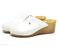 Сабо Leon 1002 36 Белые