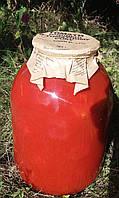 Томаты очищенные в томатном соку в с/б 3 кг и ж/б 2,5 кг