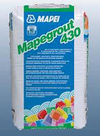 Тиксотропный армированный вонокнами ремонтный состав Мапеграут 430 / Mapegrout 430 (уп. 25 кг)