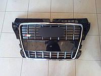 Решетка радиатора Audi A3 стиль S3