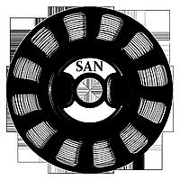 SAN 0.5кг, Прозрачный