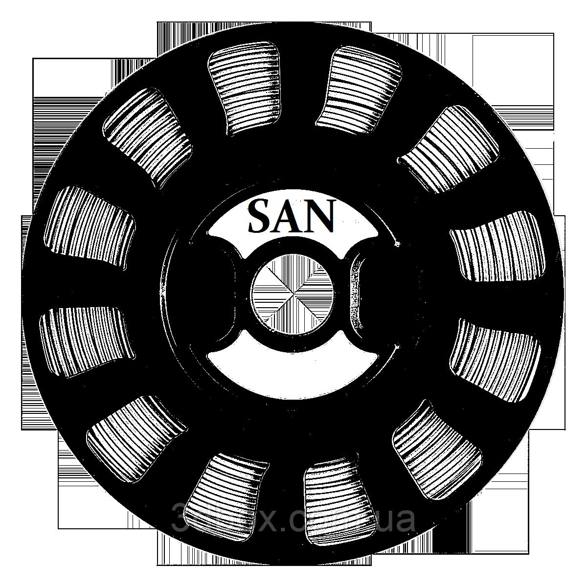 SAN 0.5кг, Прозрачный - 3D-Box в Харькове