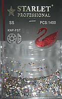 Камушки для декора ногтей Starlet 1440 штук