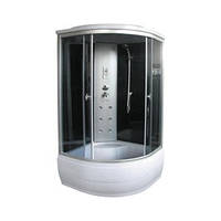 Гидробокс Eco box 90x90 с глубоким поддоном с электроникой