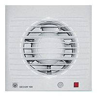 Бытовые осевые вентиляторы Soler & Palau Decor