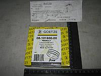 Кольца поршневые Renault Laguna 2.2D Goetze 08-101600-00