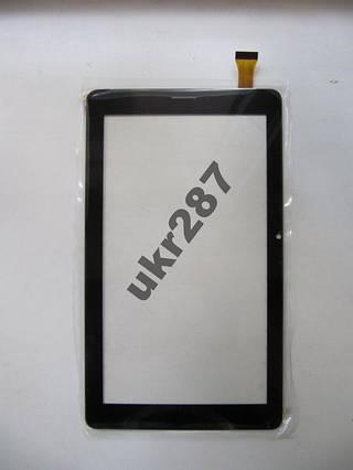 Сенсор тачскрин YLD-CCG9277-FPC-A2 черный
