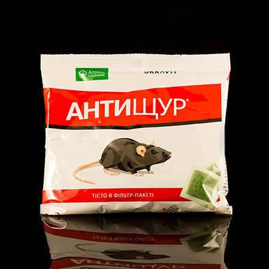 Антищур тестовая приманка от крыс 200 г