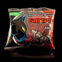Багира зерновая приманка от грызунов 200 г