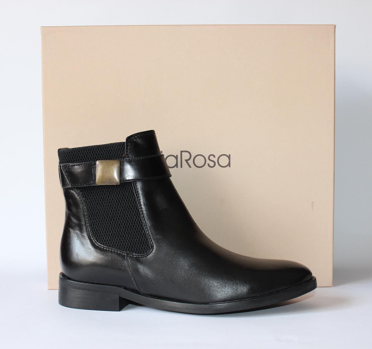 13d72cf48 Шикарные кожаные ботинки-челси RiaRosa, Италия-Оригинал: продажа ...