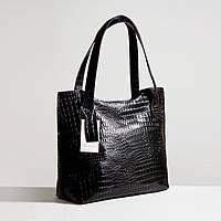 Кожаная сумка модель 1 кайман