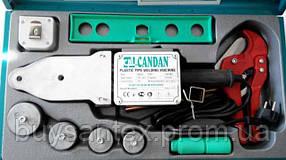 Паяльник для пластиковых труб Candan CM-03(Китай)