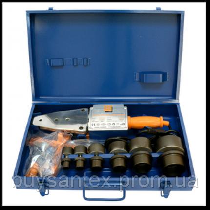 Паяльник для пластиковых труб Coes PE/PPR(20-40), фото 2