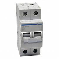 Автоматический выключатель нагрузки Hager MC250A Iн = 50 А 2п характеристика С
