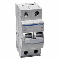 Автоматический выключатель нагрузки Hager MC263A Iн = 63 А 2п характеристика С