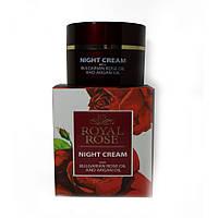 Ночной крем для лица ROYAL ROSE BioFresh 50мл
