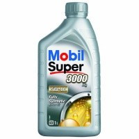 Масло моторное Mobil Super 3000 - 5W-40 API SN/SM (Канистра 1л)