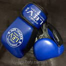 Боксерские перчатки Лев  кожвинил 10oz., фото 2