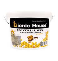 """Натуральный пчелиный воск с добавлением натуральных масел """"Bionic House"""" 3л"""