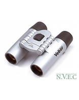 Бинокль Veber БH 10*25 серебр.  Sport