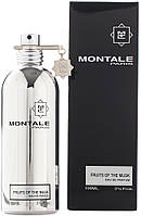 MONTALE FRUITS OF THE MUSK tester U 100