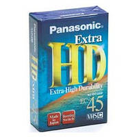 Panasonic VHS-C EC-45 HD Extra