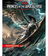 Подземелья и драконы: Принцы Апокалипсиса (Dungeons & Dragons: Princes of the Apocalypse Adventure) настольная игра
