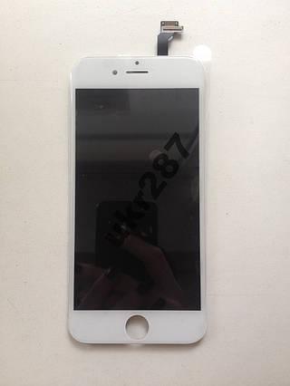 Дисплей Модуль LCD iPhone  6 белый