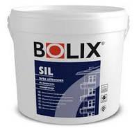 Силиконовая краска BOLIX SIL 10 л (База 30 - цвет БЕЛЫЙ)